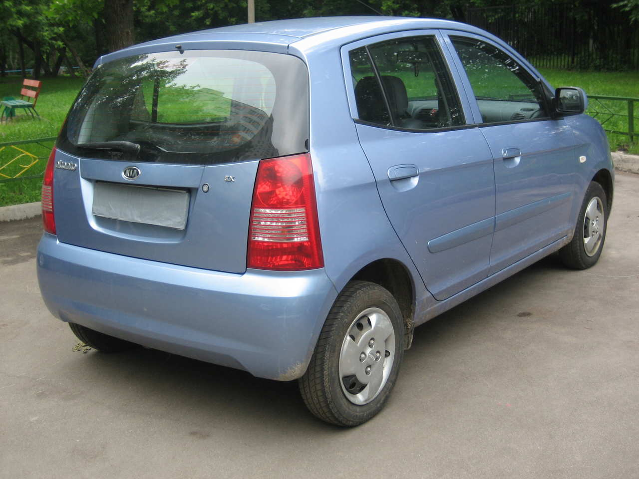 2006 kia picanto for sale 1100cc gasoline ff automatic for sale. Black Bedroom Furniture Sets. Home Design Ideas