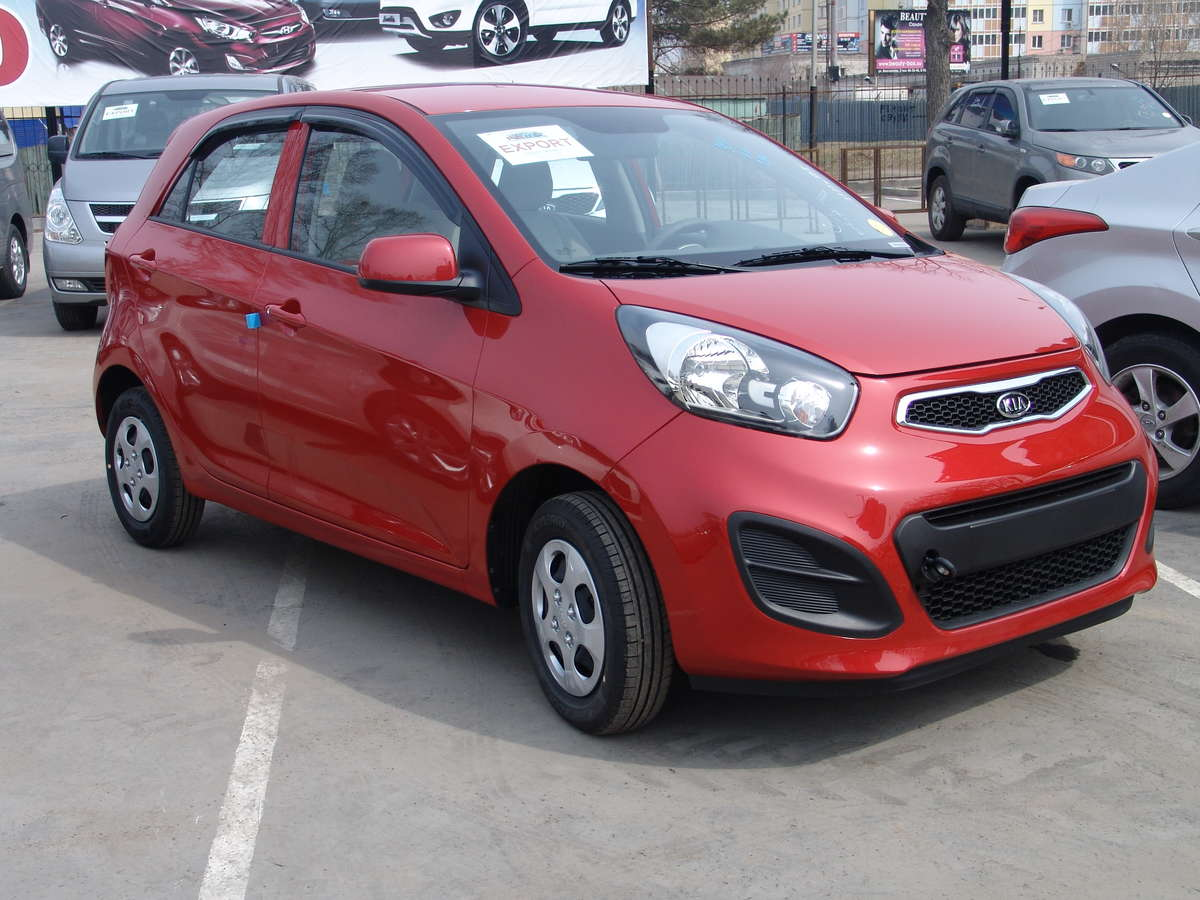 2012 kia picanto photos 1 2 gasoline ff automatic for sale. Black Bedroom Furniture Sets. Home Design Ideas