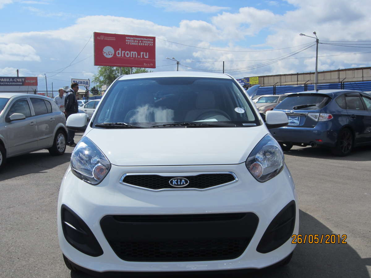 used 2012 kia picanto photos 1000cc gasoline ff automatic for sale. Black Bedroom Furniture Sets. Home Design Ideas