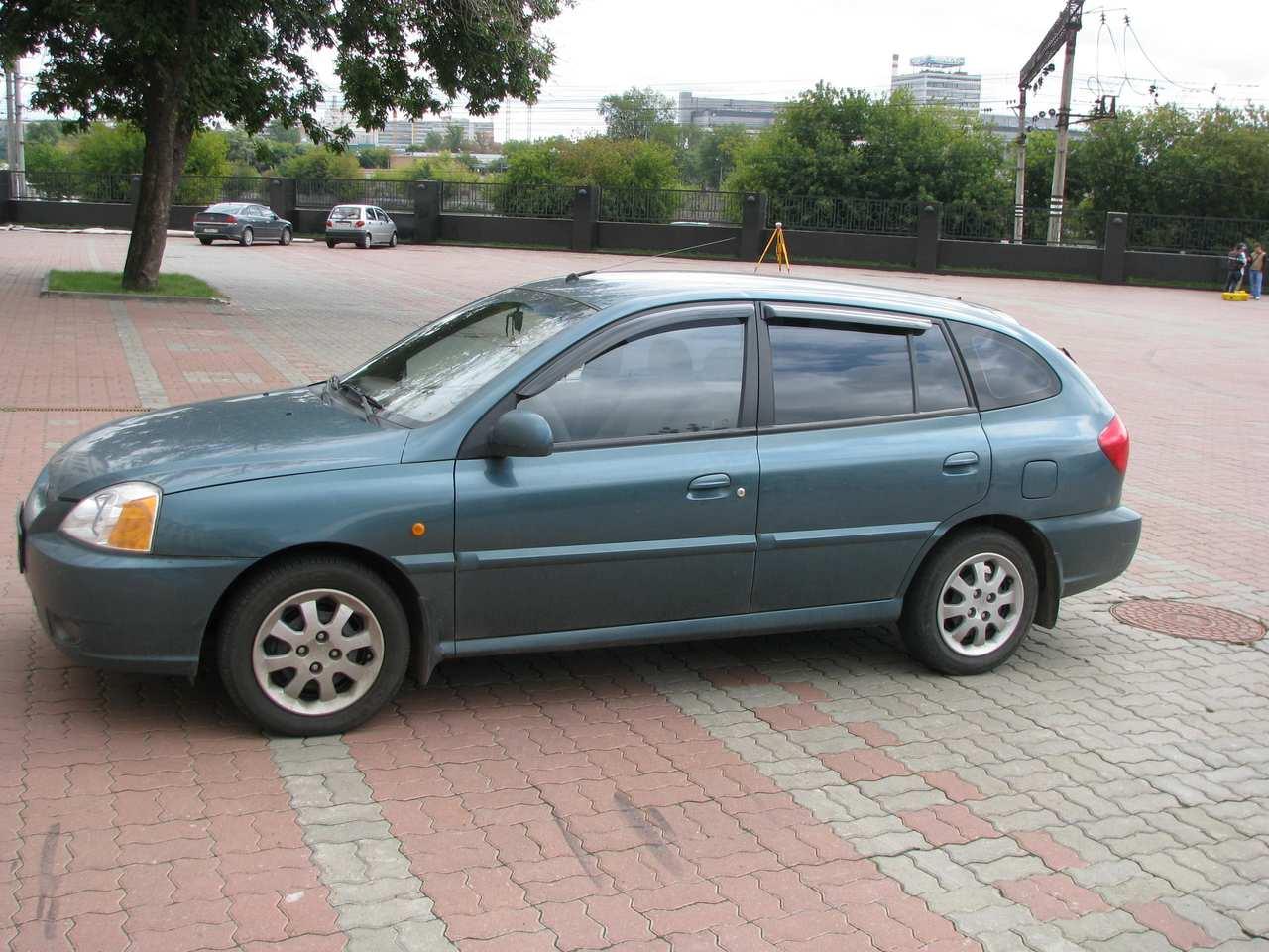 2003 Kia Rio Pictures 1 5l Gasoline Ff Manual For Sale
