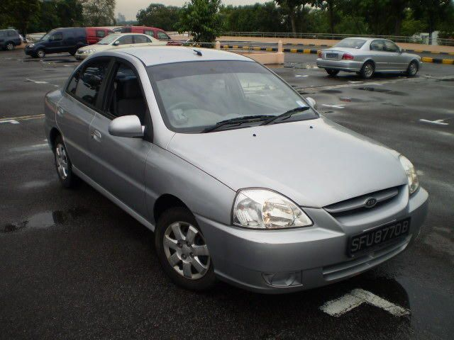 2005 Kia Rio For Sale