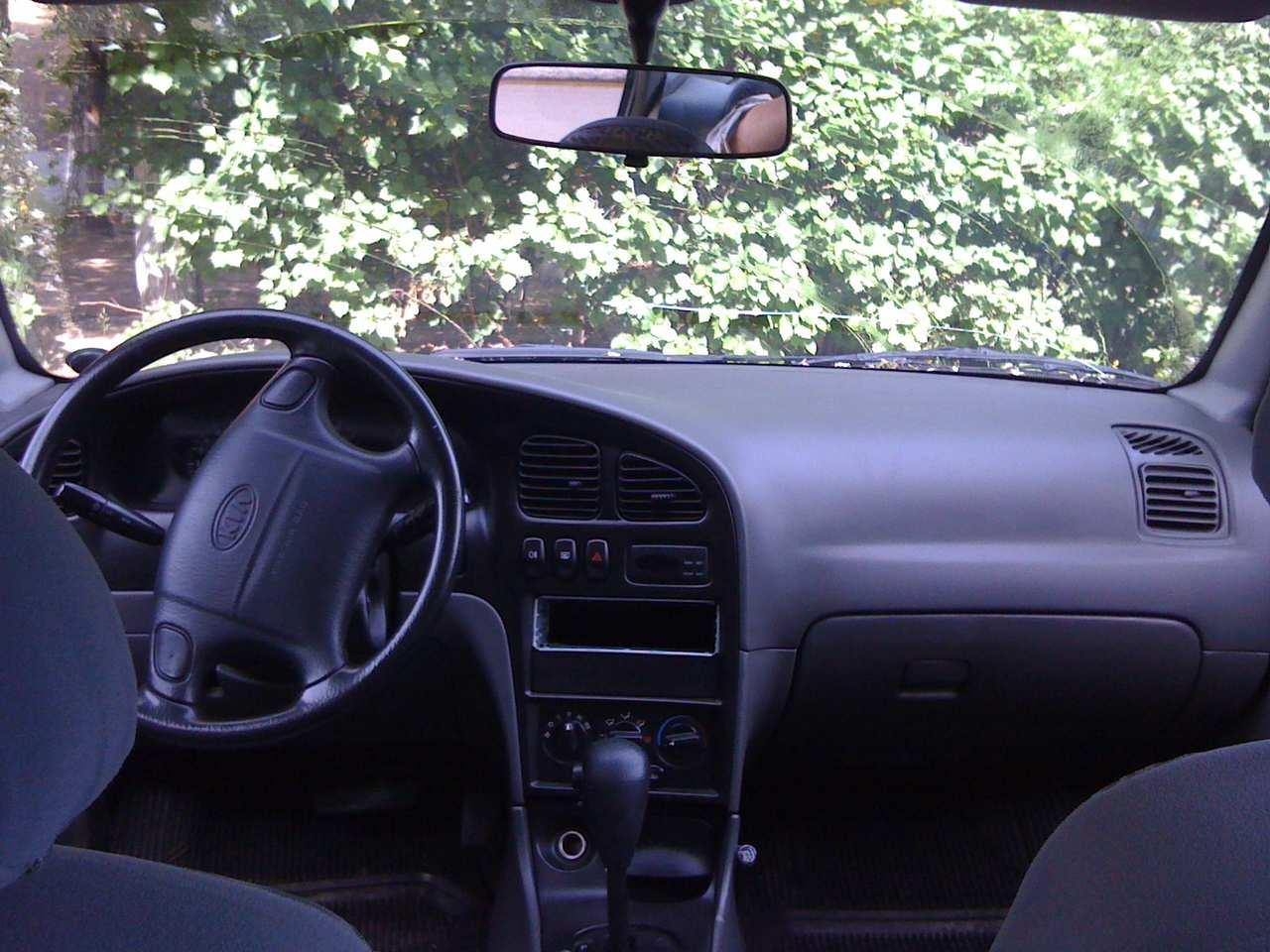 2000 Kia Sephia Pictures  1 5l   Gasoline  Ff  Automatic