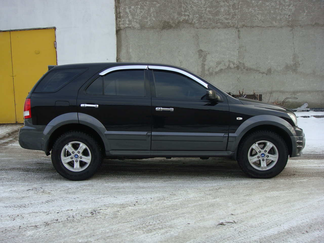 2002 kia sorento photos 2 5 diesel automatic for sale. Black Bedroom Furniture Sets. Home Design Ideas