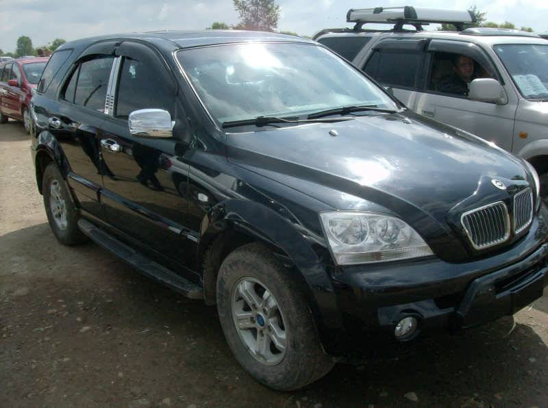 2003 kia sorento pictures 2500cc diesel automatic for sale. Black Bedroom Furniture Sets. Home Design Ideas