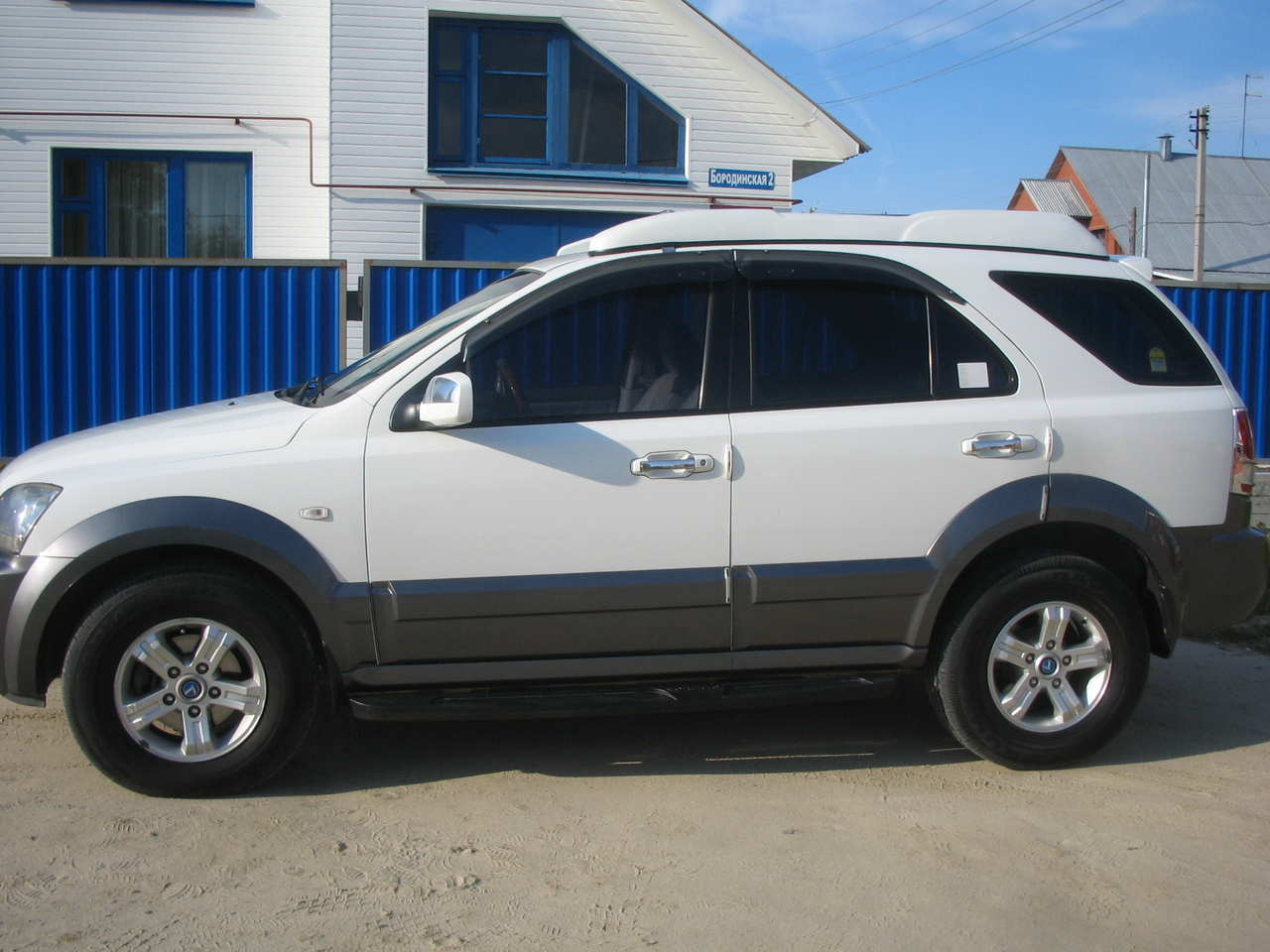 used 2003 kia sorento photos 2500cc diesel automatic for sale. Black Bedroom Furniture Sets. Home Design Ideas