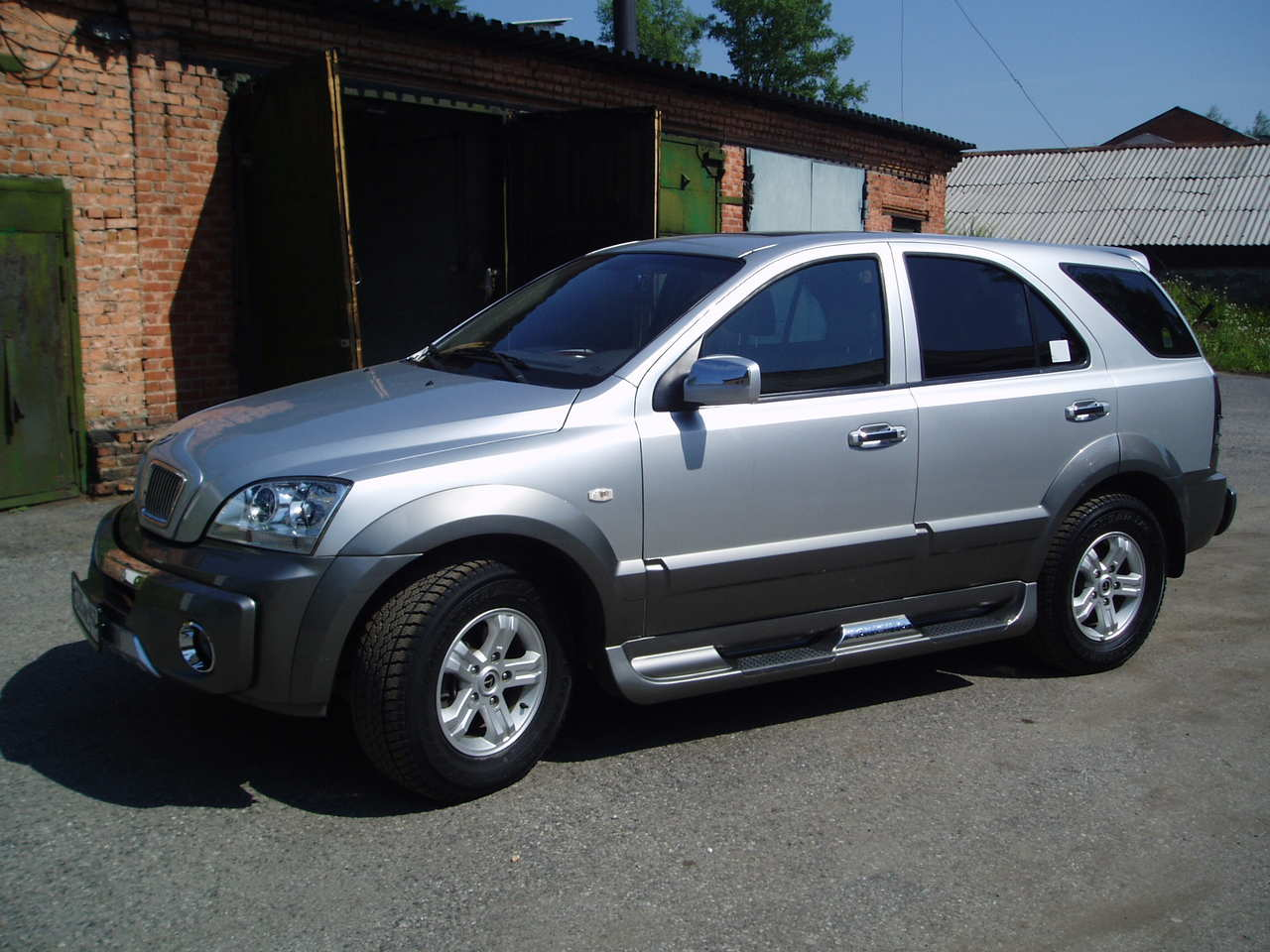 2004 kia sorento pictures 2500cc diesel automatic for sale. Black Bedroom Furniture Sets. Home Design Ideas