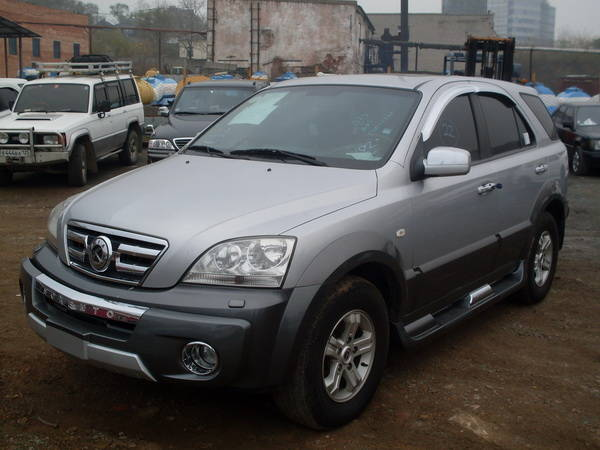 used 2004 kia sorento photos 2500cc diesel automatic for sale. Black Bedroom Furniture Sets. Home Design Ideas