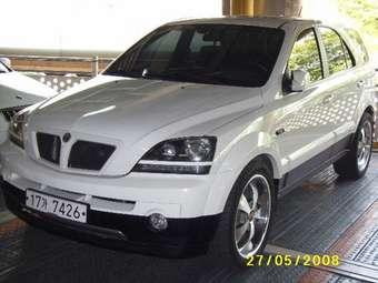 2005 kia sorento photos, 2.5, diesel, automatic for sale