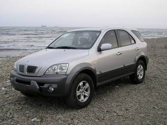 2005 kia sorento pictures diesel automatic for sale. Black Bedroom Furniture Sets. Home Design Ideas