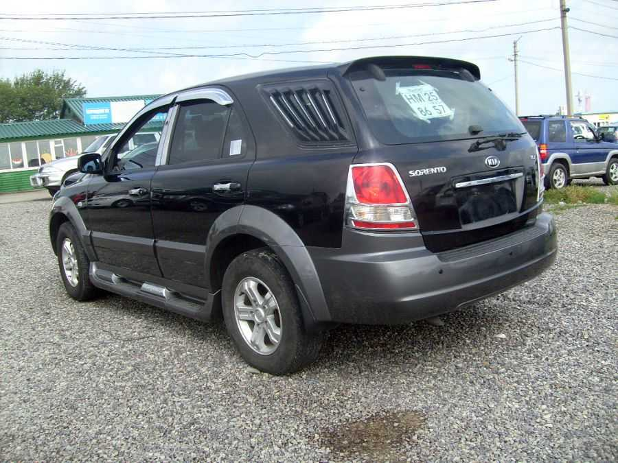 2005 kia sorento photos 2 5 diesel automatic for sale. Black Bedroom Furniture Sets. Home Design Ideas