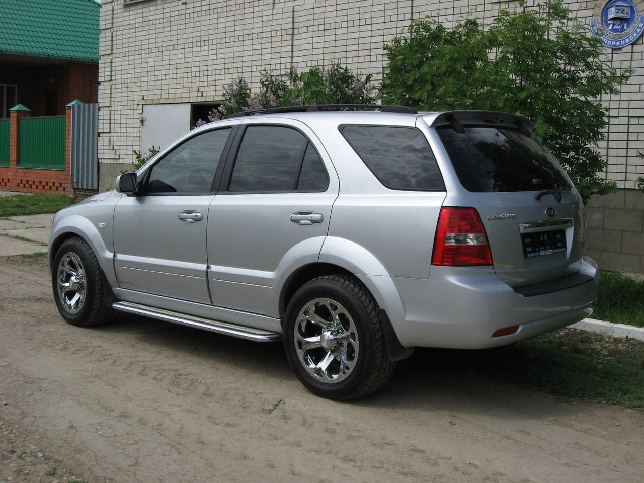 2007 kia sorento pictures diesel automatic for sale. Black Bedroom Furniture Sets. Home Design Ideas