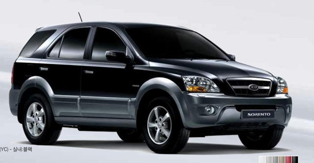 2009 kia sorento pictures 2500cc diesel automatic for sale. Black Bedroom Furniture Sets. Home Design Ideas