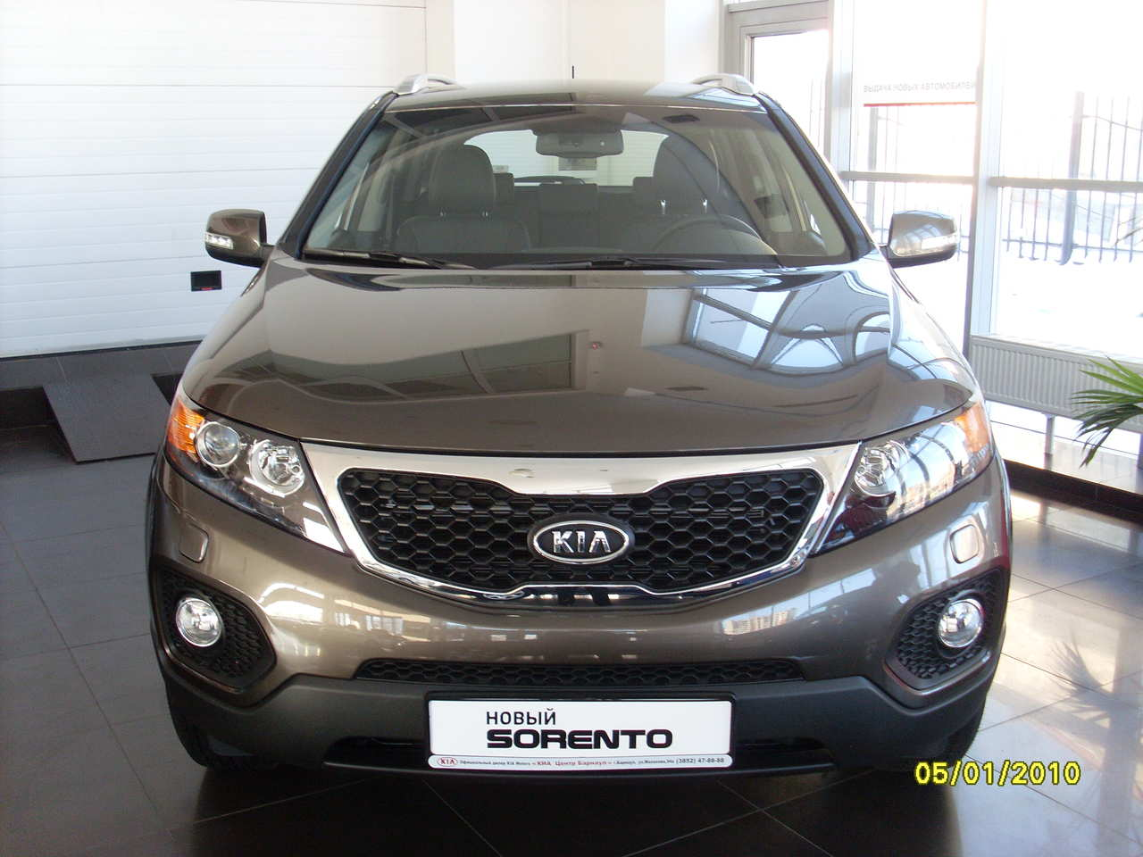 used 2010 kia sorento photos 2400cc gasoline automatic for sale. Black Bedroom Furniture Sets. Home Design Ideas