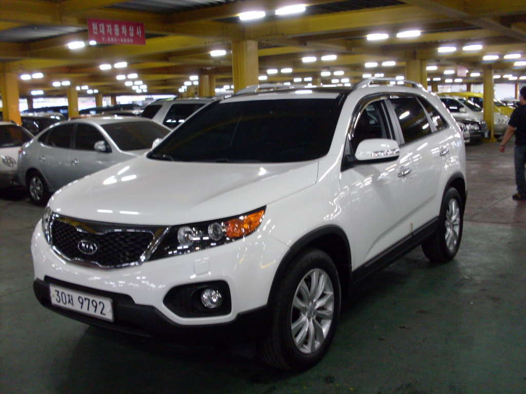2010 kia sorento pictures diesel automatic for sale. Black Bedroom Furniture Sets. Home Design Ideas