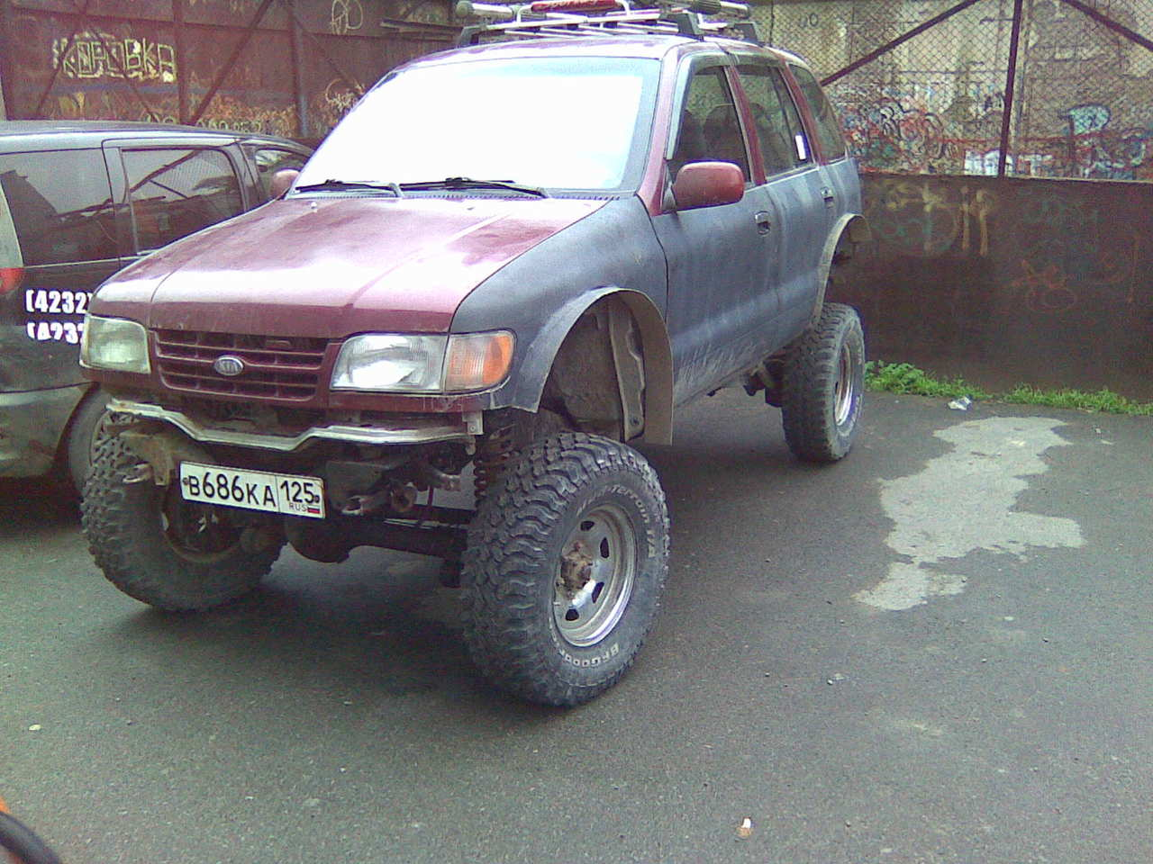 Used 1994 KIA Sportage Photos 2200cc Diesel Manual For