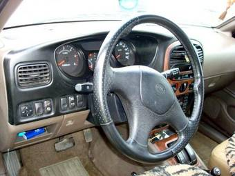 2000 kia sportage pictures diesel automatic for sale. Black Bedroom Furniture Sets. Home Design Ideas