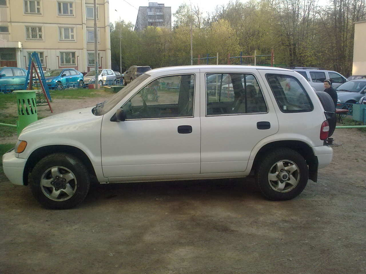 used 2000 kia sportage photos 2000cc automatic for sale. Black Bedroom Furniture Sets. Home Design Ideas