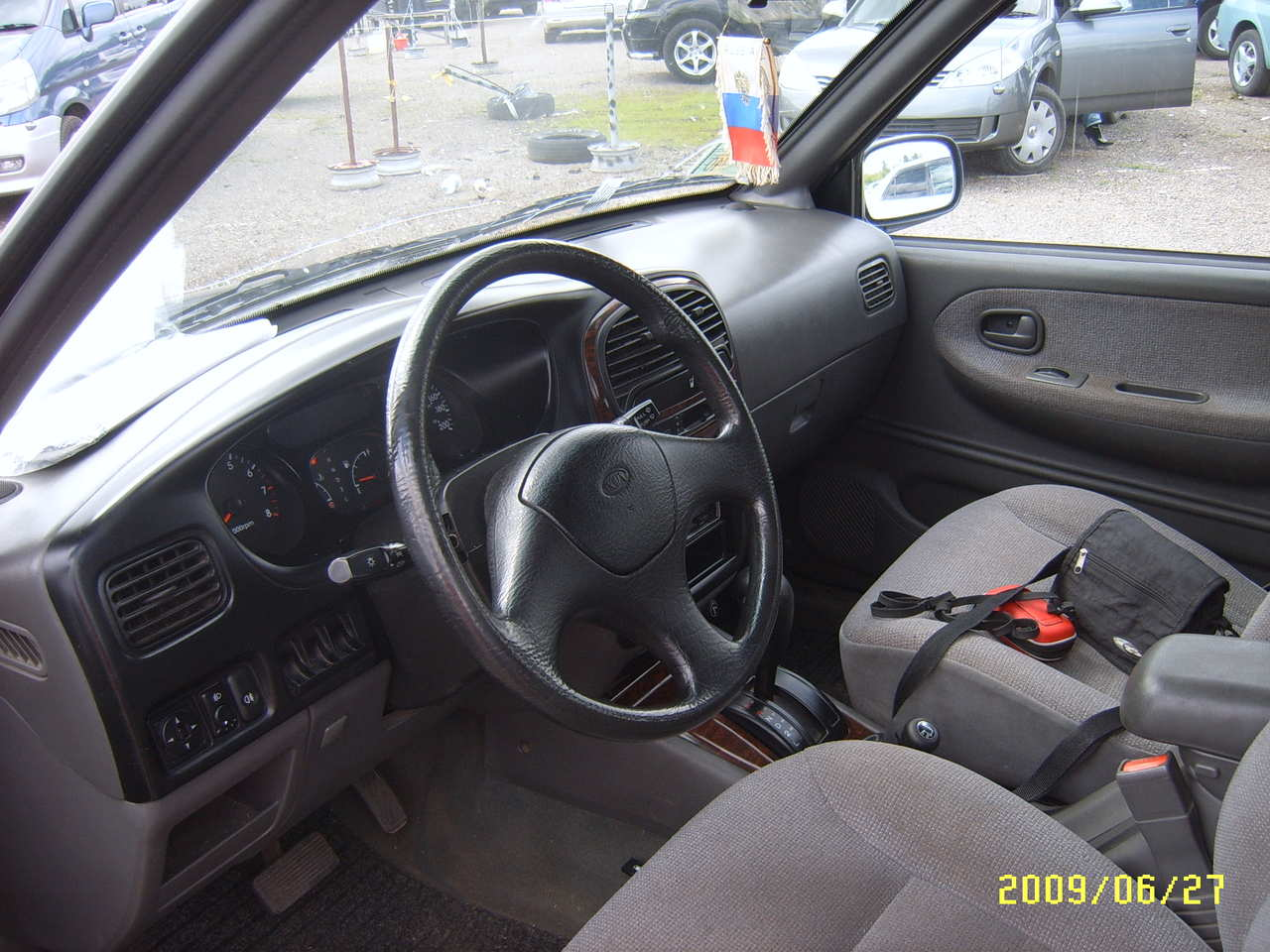 used 2001 kia sportage photos 2000cc gasoline automatic for sale. Black Bedroom Furniture Sets. Home Design Ideas