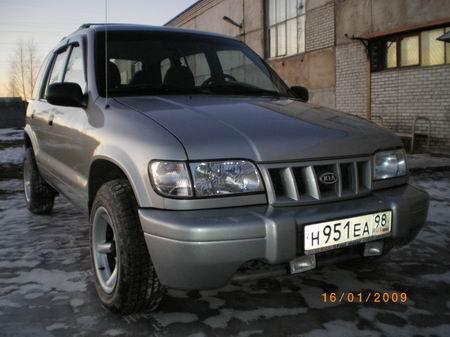 used 2002 kia sportage photos 2000cc gasoline automatic for sale. Black Bedroom Furniture Sets. Home Design Ideas