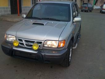 used 2002 kia sportage photos 2000cc diesel automatic for sale. Black Bedroom Furniture Sets. Home Design Ideas