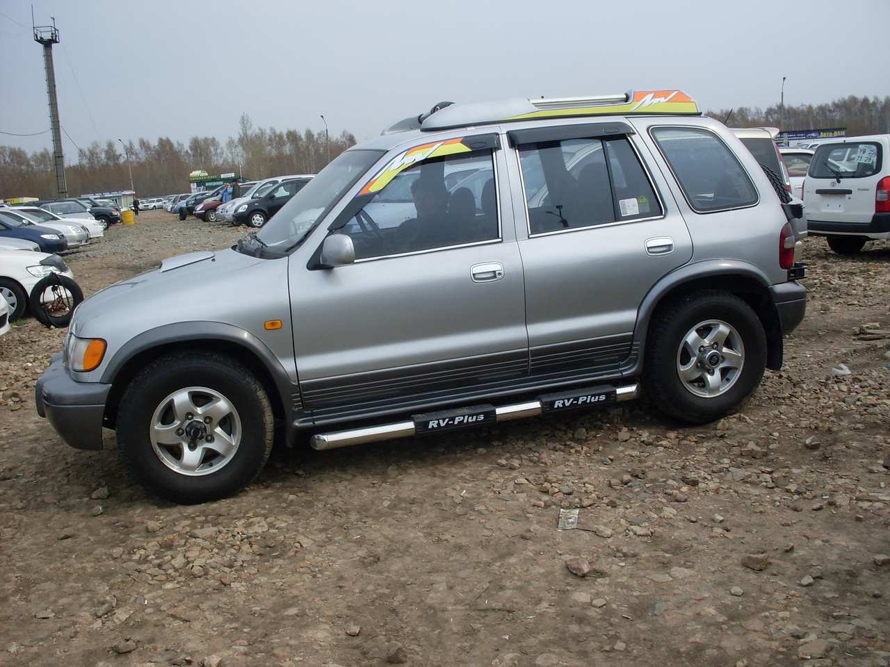 sportage kia 2002 diesel enlarge automatic