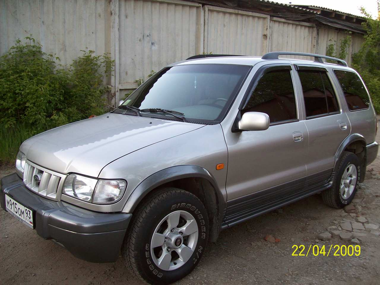 2003 Kia Sportage Pictures  2 0l   Gasoline  Manual For Sale