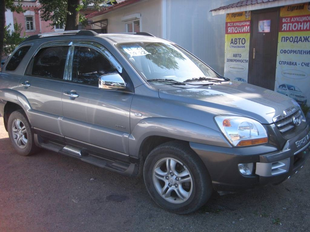 used 2004 kia sportage photos 2000cc diesel automatic for sale. Black Bedroom Furniture Sets. Home Design Ideas