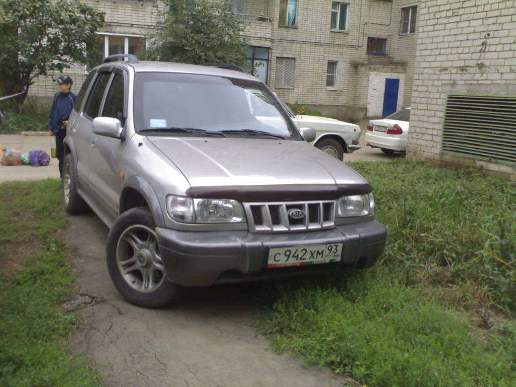 2004 KIA Sportage Pictures, 2000cc., Gasoline, Manual For Sale
