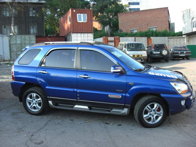 used 2005 kia sportage photos  2000cc   diesel  automatic