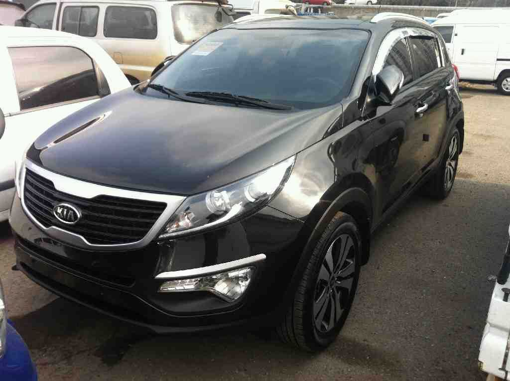 used 2011 kia sportage photos 2000cc gasoline ff automatic for sale. Black Bedroom Furniture Sets. Home Design Ideas