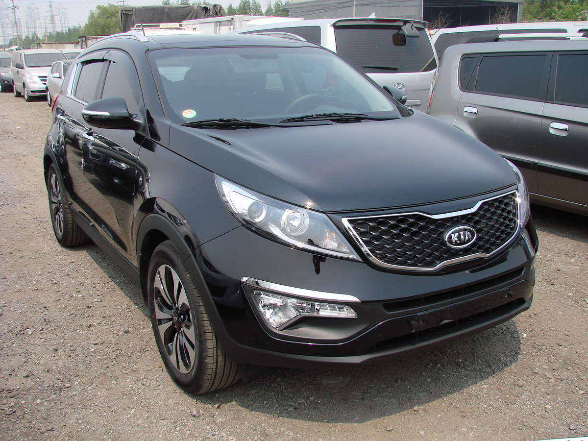 used 2012 kia sportage photos 2000cc gasoline automatic for sale. Black Bedroom Furniture Sets. Home Design Ideas