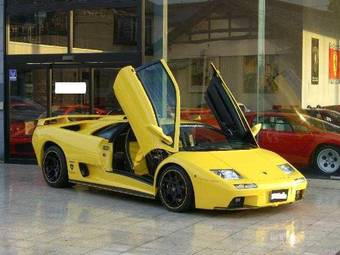 2001 Lamborghini Diablo Wallpapers