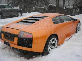 2003 Lamborghini Murcielago Pictures