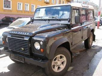2007 LAND Rover Defender Pictures