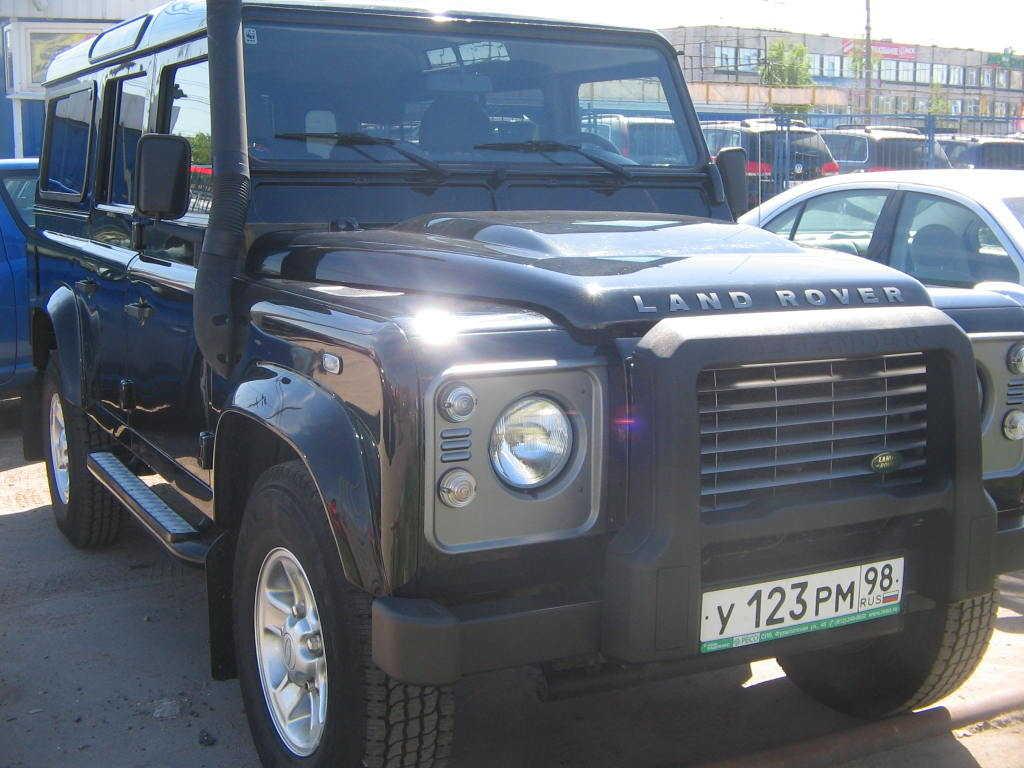 2008 Land Rover Defender For Sale 2 5 Diesel Manual For