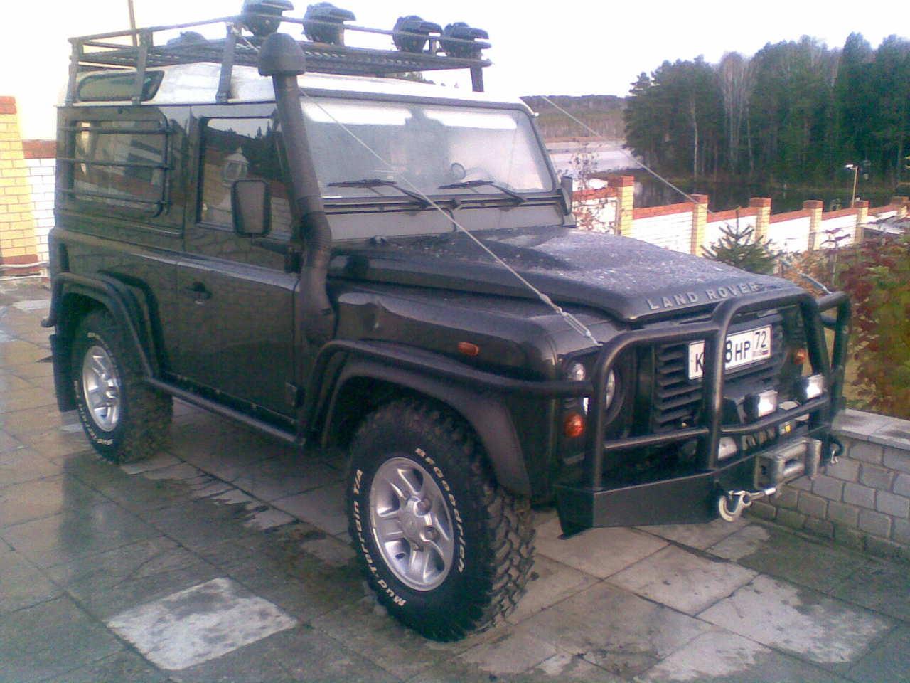 2008 Land Rover Defender Photos 2 5 Diesel Manual For Sale