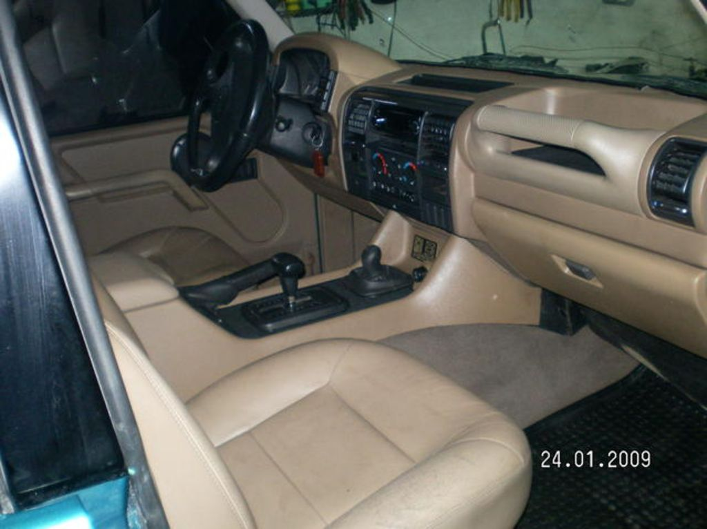 1995 Land Rover Discovery Pictures