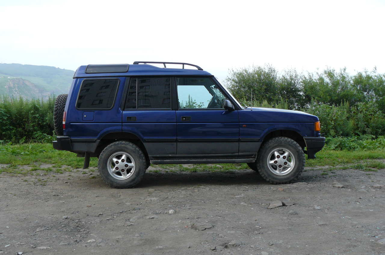 Photo 1 enlarge photo 1280x850 1995 land rover discovery photos