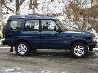 1998 LAND Rover Discovery For Sale, 2.5, sel, Automatic For Sale