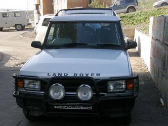 1998 land rover discovery photos 2 5 diesel automatic for sale. Black Bedroom Furniture Sets. Home Design Ideas