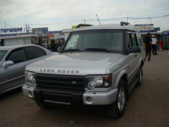 2004 LAND Rover Discovery Photos
