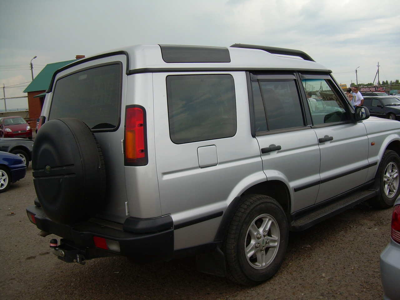 2004 land rover discovery for sale 2500cc diesel manual for sale. Black Bedroom Furniture Sets. Home Design Ideas