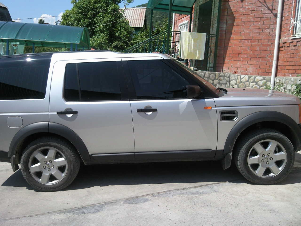 Used 2005 Land Rover Discovery Photos 4400cc Gasoline