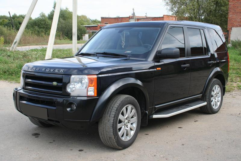 Used 2006 Land Rover Discovery Photos 2720cc Gasoline