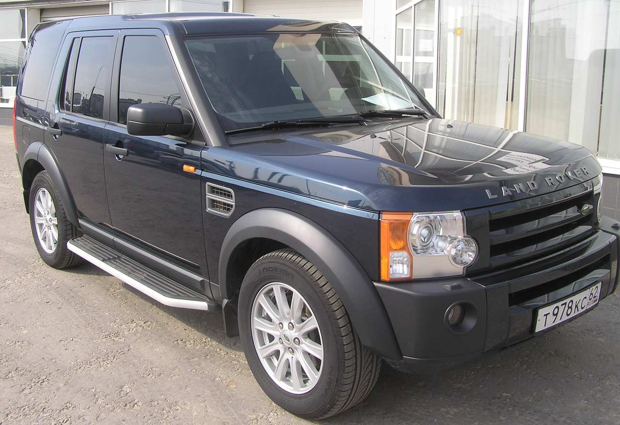 2007 land rover discovery pictures diesel automatic for sale. Black Bedroom Furniture Sets. Home Design Ideas