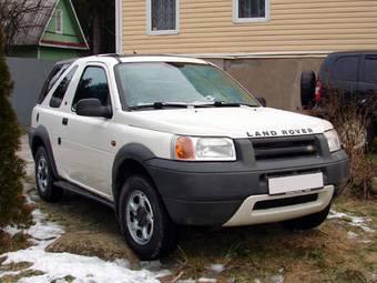 1998 land rover freelander for sale 1 8 gasoline manual for sale. Black Bedroom Furniture Sets. Home Design Ideas