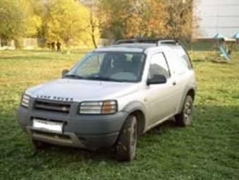 land rover freelander rave manual