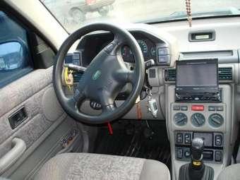 2000 land rover freelander pics for Land rover 2000 interior
