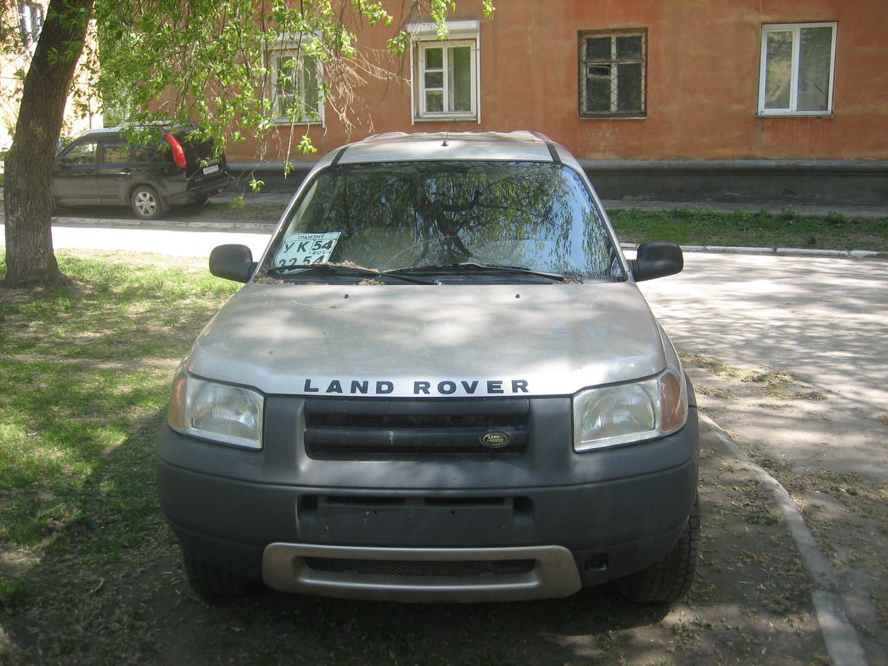 2000 LAND Rover Freelander Photos