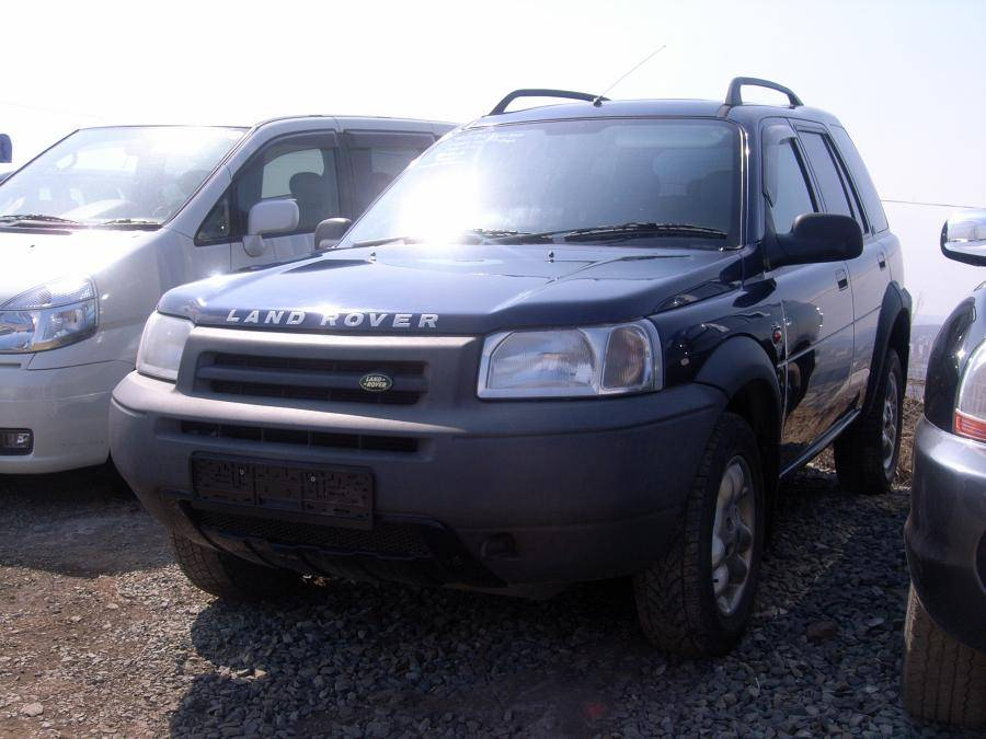 used 2001 land rover freelander photos 2500cc gasoline automatic for sale. Black Bedroom Furniture Sets. Home Design Ideas